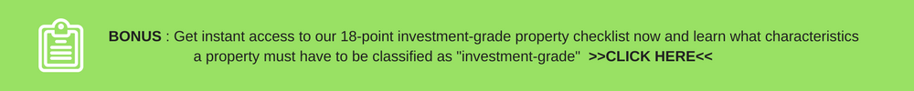 Investment grade property