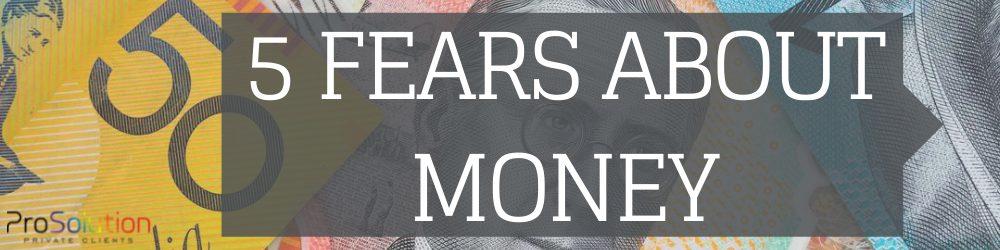 money fears